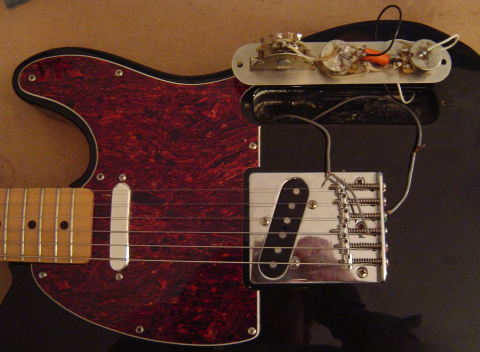 telecaster callaham 4 way switch \u0026 kinman pu\u0027s the gear pagethe left grey wire in the picture goes to the neck pu, the right one hooks up the bridge pu
